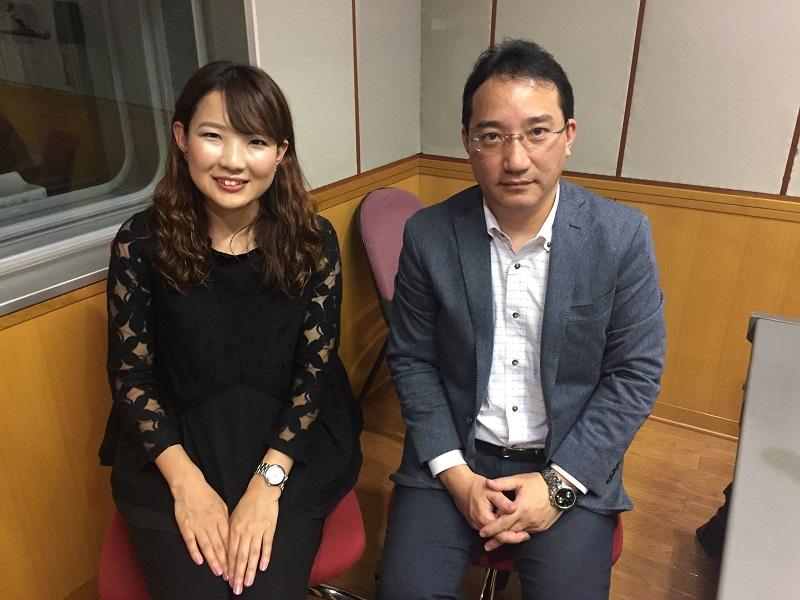 広島FM GoodJog+ 2017.09.11